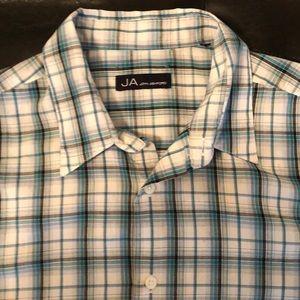 John Ashford xl button up shirt